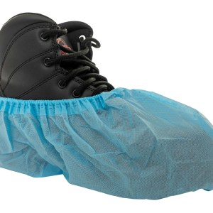 Blue FirmGrip Shoe Cover, One Size, case of 300