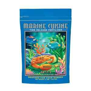 Marine Cuisine Dry Fertilizer, 4 lbs.