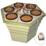 EcoGrower Drip Hydroponic System