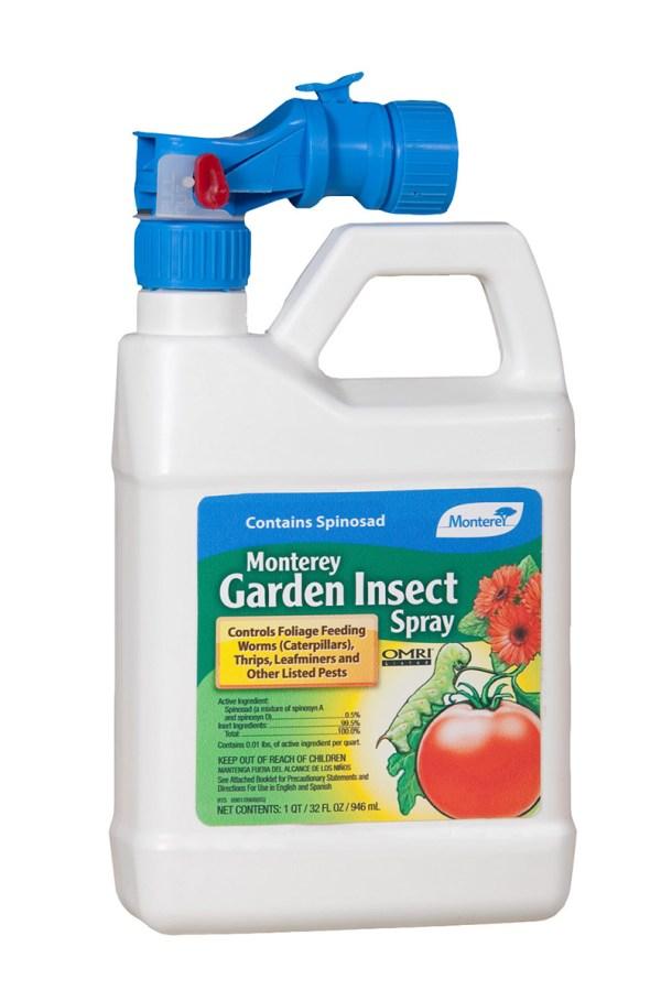 Monterey Garden Insect Spray, Qt RTS