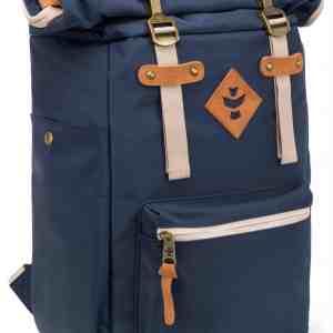 The Drifter Rolltop Backpack, Navy Blue
