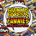 Famous Faces & Funnies