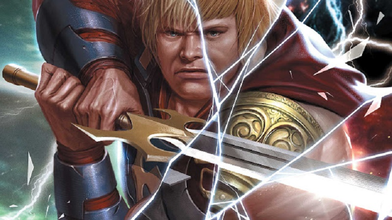 He-Man cover