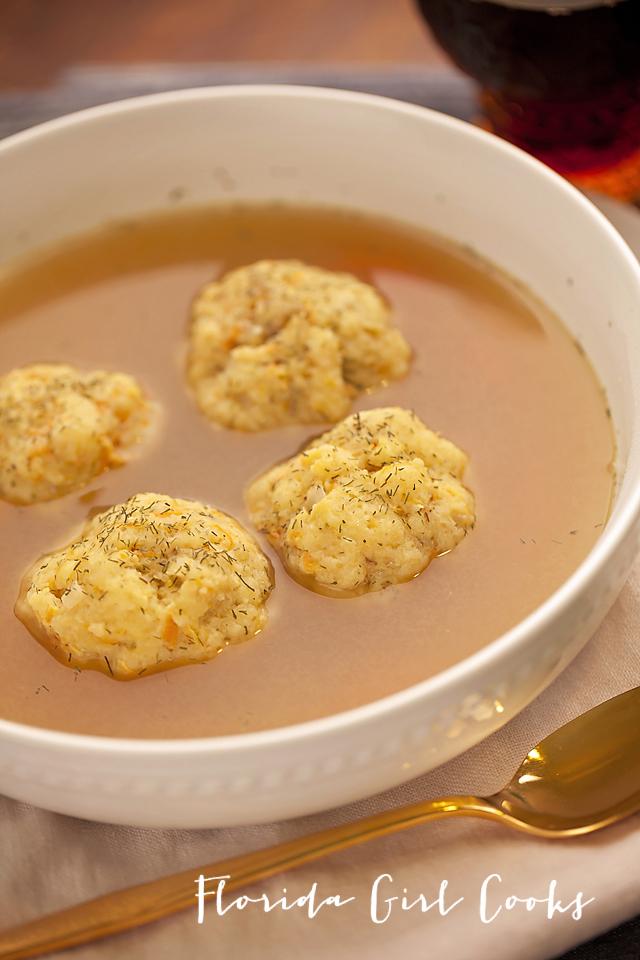 Matzoh ball soup, soup, Jewish cooking, fall food, comfort food