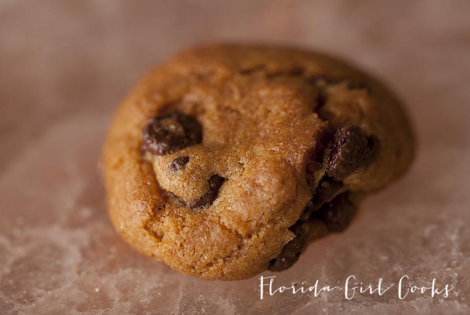 Himalayan salt block, gluten-free chocolate chip cookies, gluten free, baking