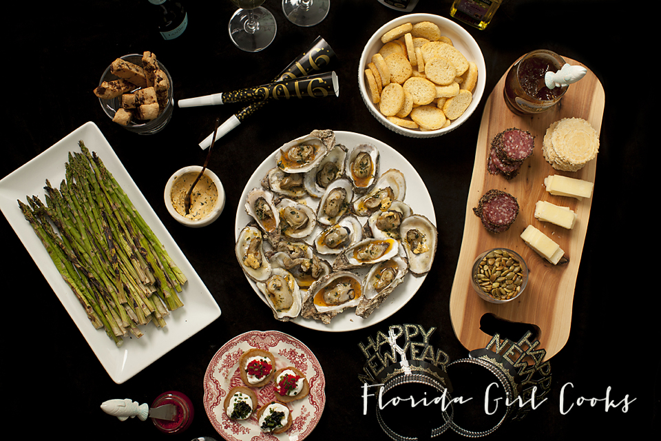 new years' eve menu, new years' eve, a toast the the new year, new years' eve entertaining, new years eve food, easy entertaining, appetizers, menu, finger food