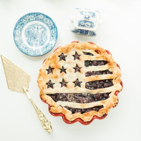 blueberry-elderflower pie, blueberry pie, pie, American pie, USA, Independence Day, Independence Day Cookout, Cookout, comfort food, baked goods, baking, homemade, fresh