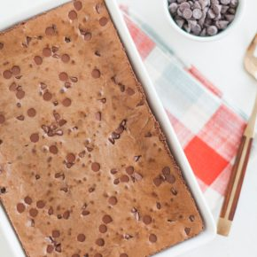 triple threat brownies, triple chocolate brownies, brownies, chocolate brownies, baking, baked goods, dessert, florida girl cooks