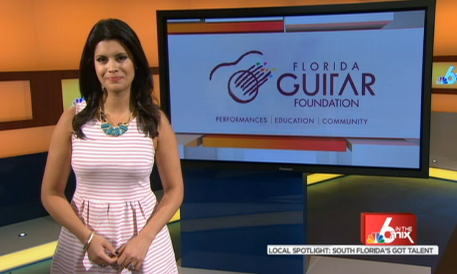 In the News: Ensemble on NBC 6