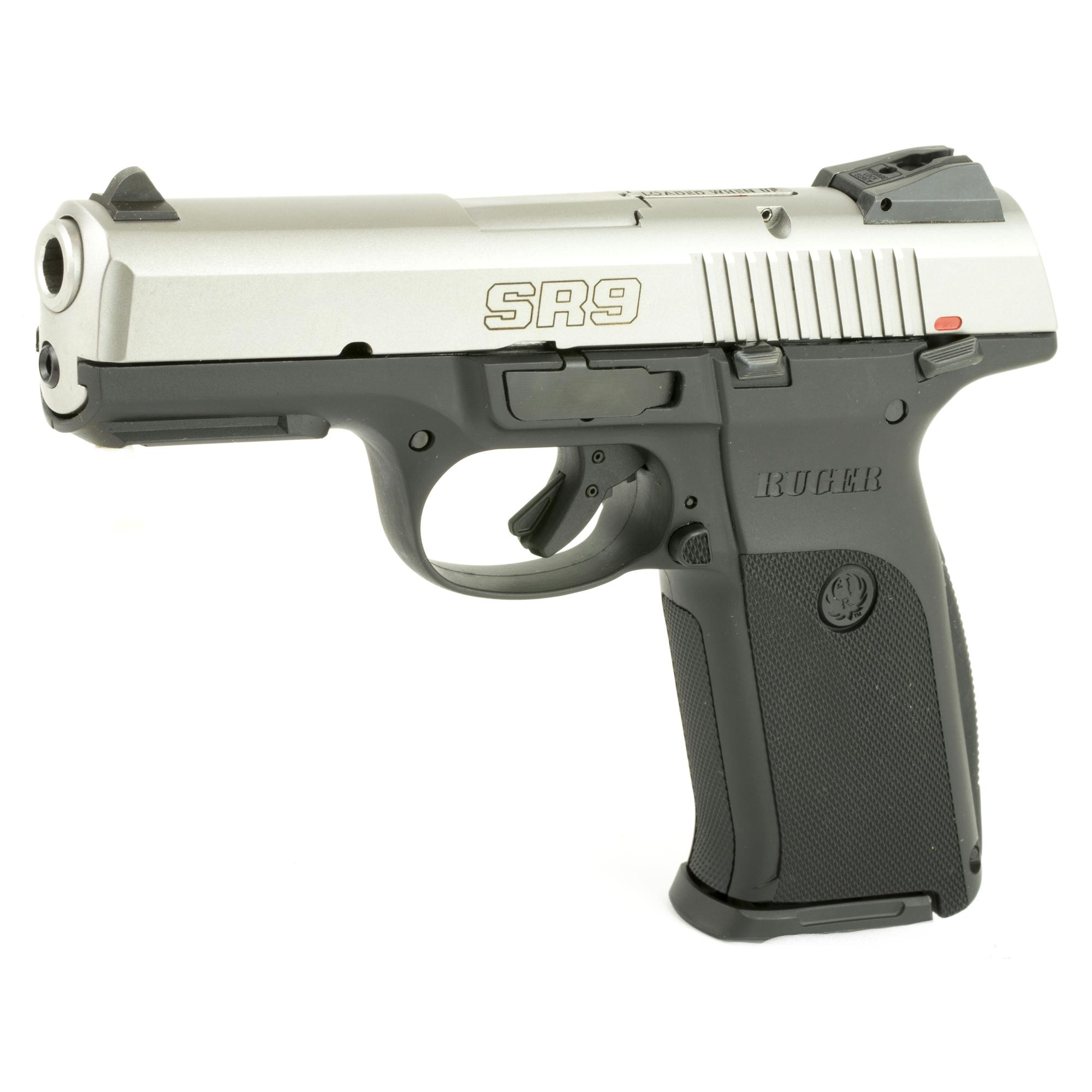 Ruger Sr9 9mm 4 1 Sts 17rd Florida Gun Supply Get
