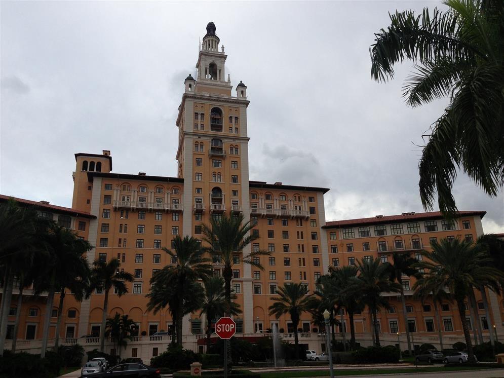 Biltmore Hotel  Coral Gables Florida  Real Haunted Place