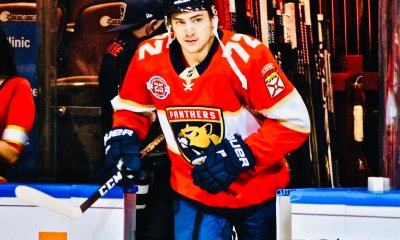 Florida panthers frank vatrano