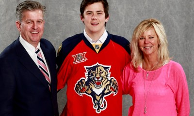 Mackenzie weegar florida panthers