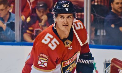 Florida Panthers Noel Acciari