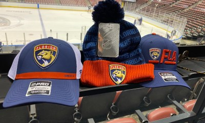 Florida Panthers cap