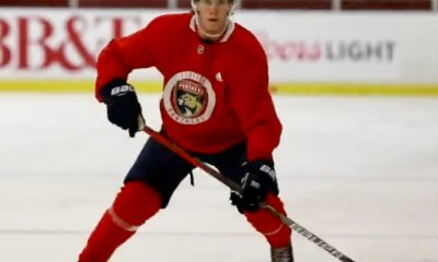 Eetu Luostarinen Florida Panthers