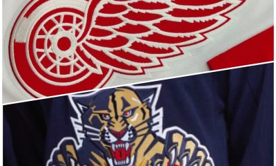 Wings Panthers Detroit Florida