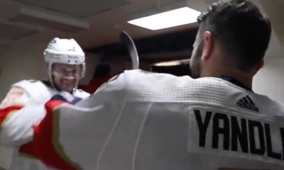Yandle 1000 Panthers Hurricanes
