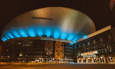 Predators Panthers Florida Nashville