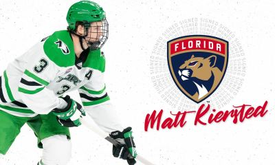 Florida Matt Kiersted Panthers