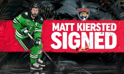Matt Kiersted Florida Panthers