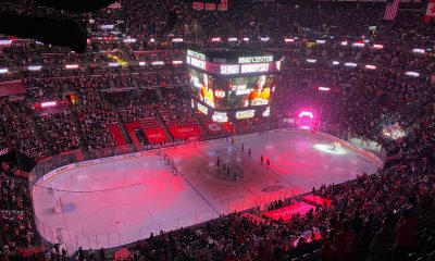 Florida Panthers attendance playoff
