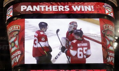 Playoffs florida panthers