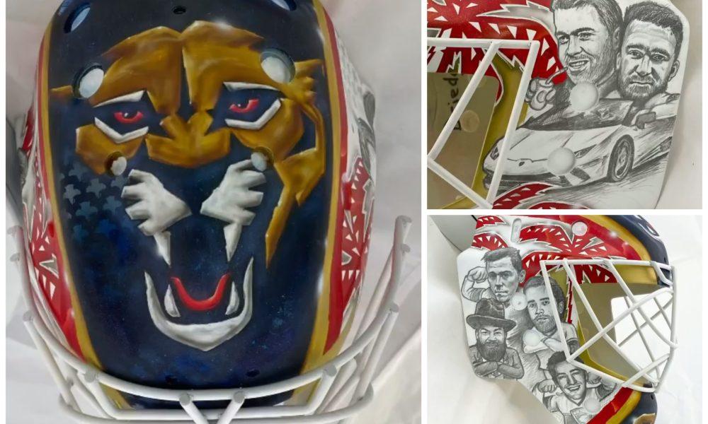 Chris Driedger mask