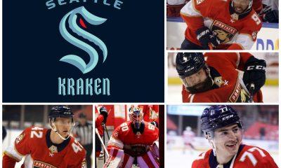 Seattle expansion draft Panthers