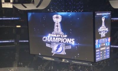 Lightning Stanley Cup