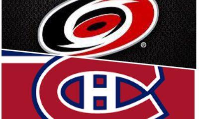 Canadiens carolina offer sheet