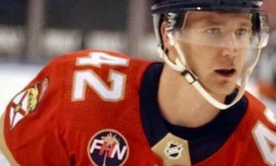 NHL jerseys ads