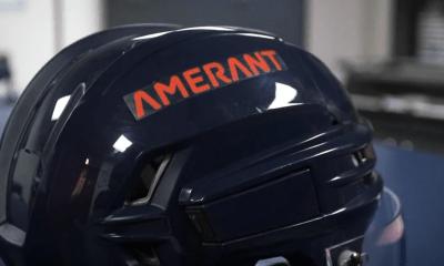 Florida panthers helmet