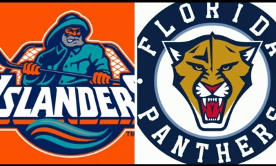 Islanders at panthers