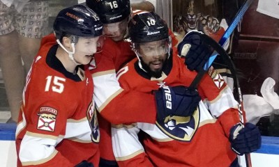 Anthony Florida Panthers Duclair