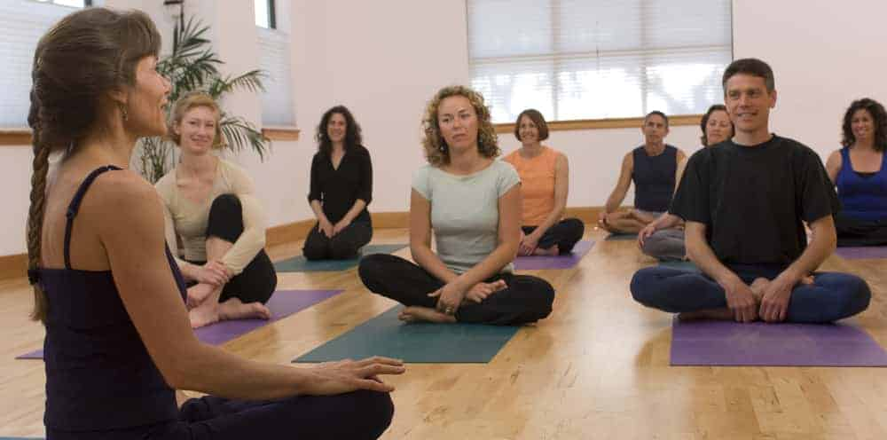 10 Ways Yoga Classes Make You Healthier