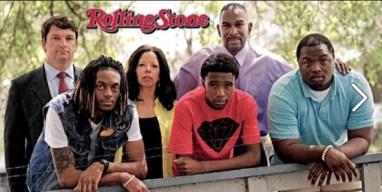 Rolling Stone Jordan Davis Cover Photo