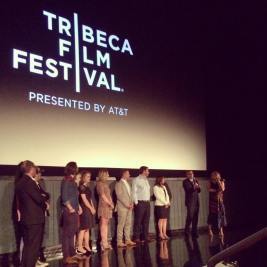 Armor of Light the Movie Cast and Crew at Tribeca