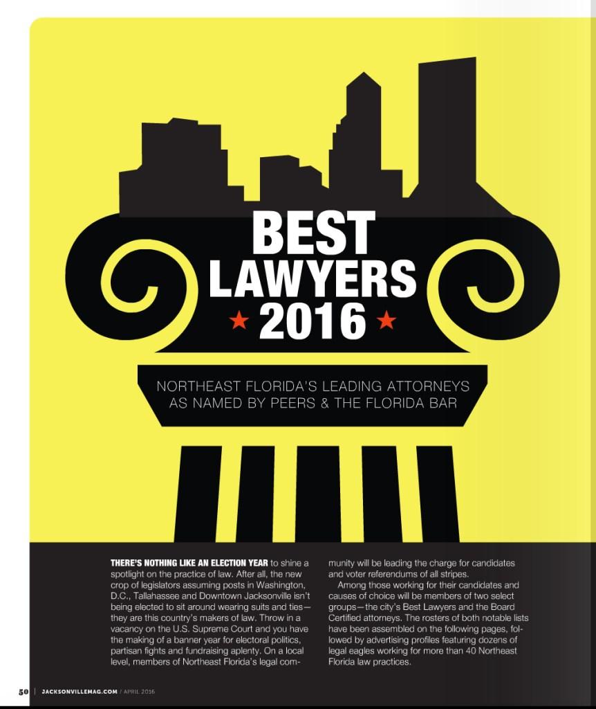 Jacksonville Magazine P. 2