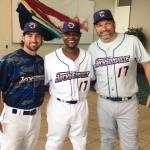 Jacksonville Jumbo Shrimp Uniform Debut with John Phillips