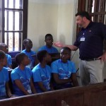 Peace Jam Ghana 2016: John Phillips Teaching in Africa