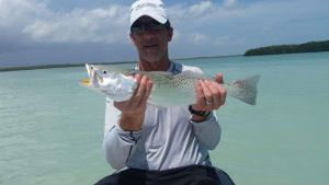 Catch Spotted Seatrout in Islamorada with Captain Jacob