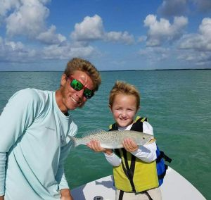 Sea Trout fishing in Islamorada with Captain Jacob