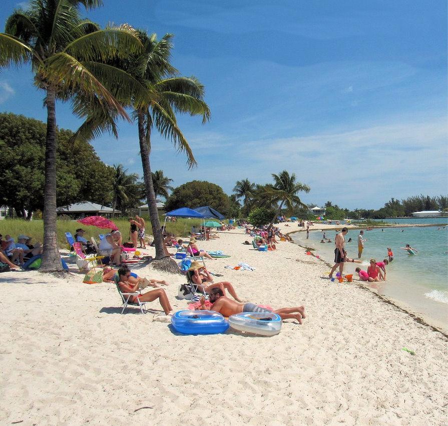 Florida Keys Map Of Beaches.Sombrero Beach After Irma Update 11 7 17 Video