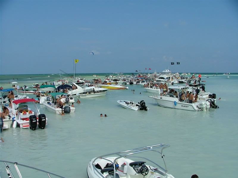 Restrictions on Boating Events in the Florida Keys Mulled