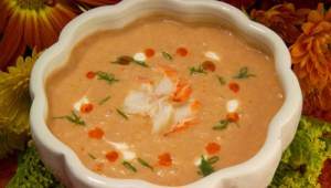 Florida Lobster Bisque
