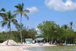 Founder's Park Beach