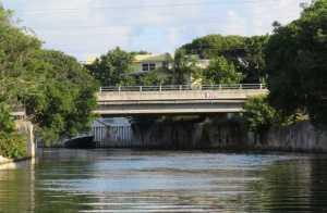 Adams Waterway Bridge
