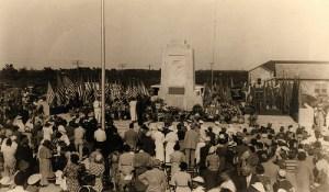 1935 Hurricane Monument Hurricane Season