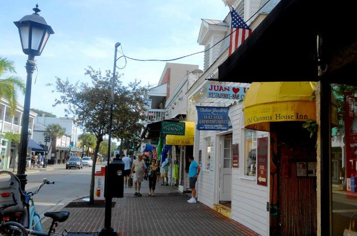 Duval Street Florida Keys
